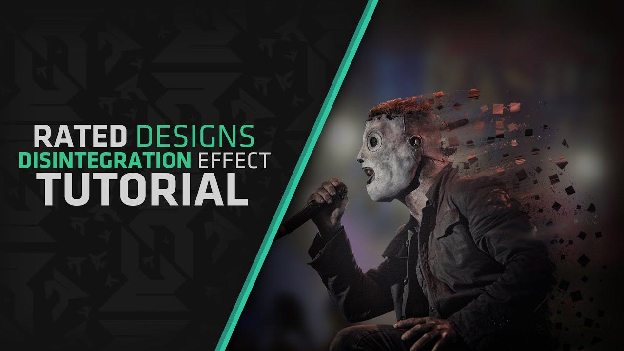 Download Tutorial Photoshop CS6 - Disintegration effect ...