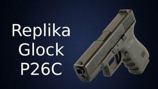 Replika broni Glock P 26C - ASG - Dobra Opinia  i Test