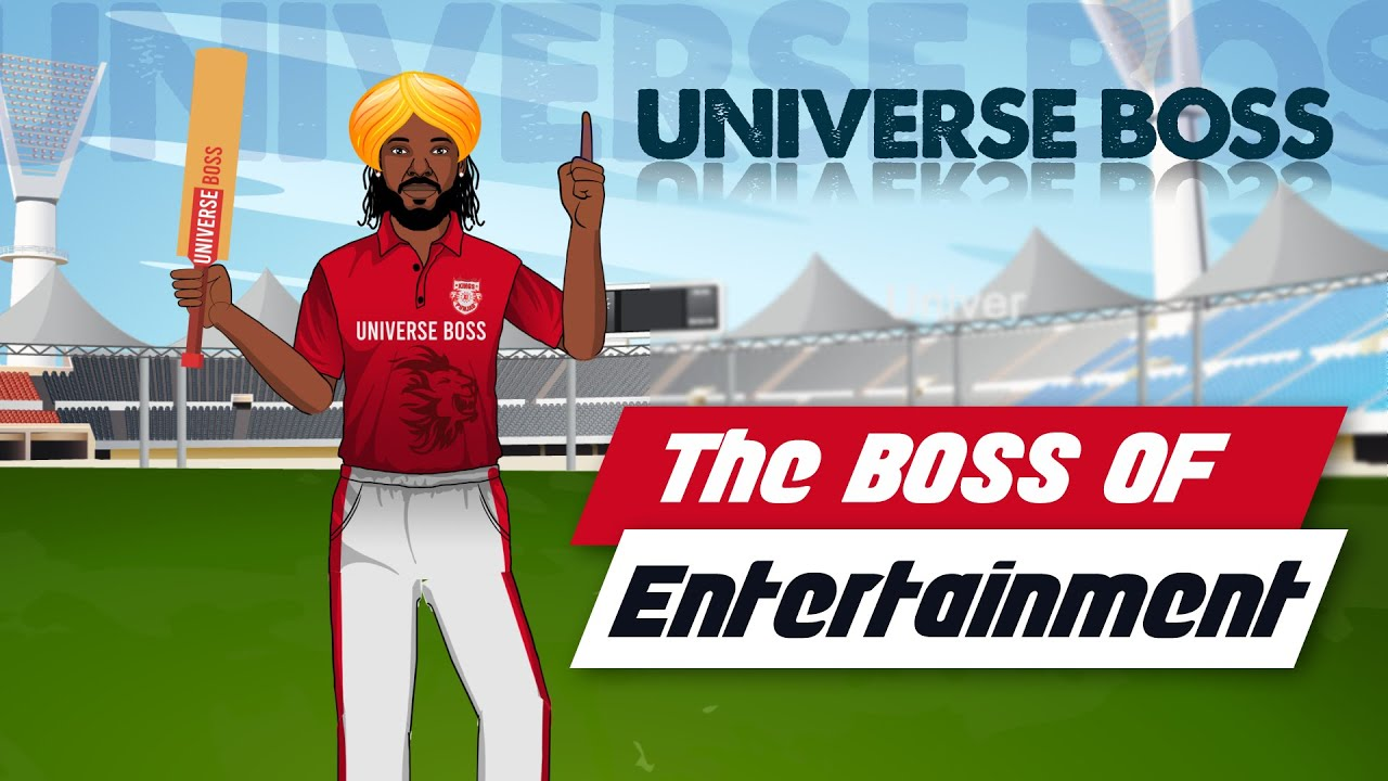 India Fantasy Shorts | Chris Gayle | Universe boss