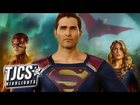 Does Anyone Care Superman Is In Arrowverse Crossover?
