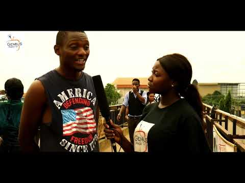 Watch what people say about the voting of Buhari and Atiku