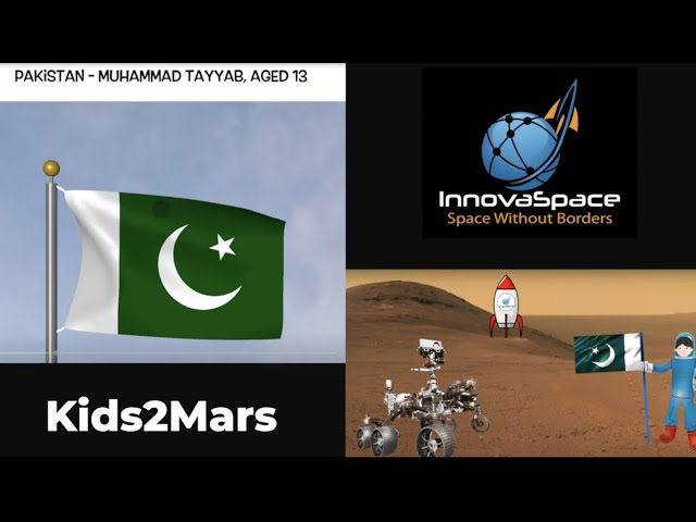 ENG Kids2Mars | Pakistan - Is exploring Mars worth the investment?