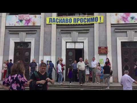 Отчетный концерт танцевального коллектива Фо степ в Славянске