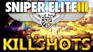 Sniper Elite 3: Killshots (PC, Ultra Graphics)