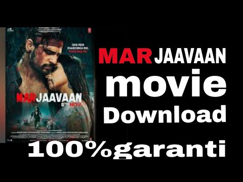 How to Download marjaavaan full film | Watch online