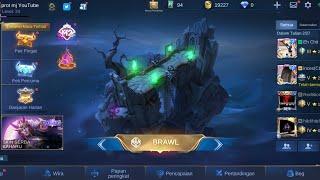 tutorial cara main brawl  mobile legends:bang bang
