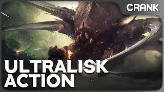 Ultralisk Action - Crank's variety StarCraft 2