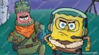 If spongebob made fortnite