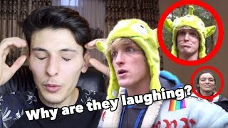 Video Logan Paul's Deleted Forest Video - Trending On Youtube download MP3, 3GP, MP4, WEBM, AVI, FLV April 2018