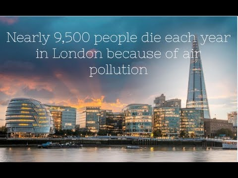 Sadiq Khan triggers alert for high air pollution in London - 247 Breaking News
