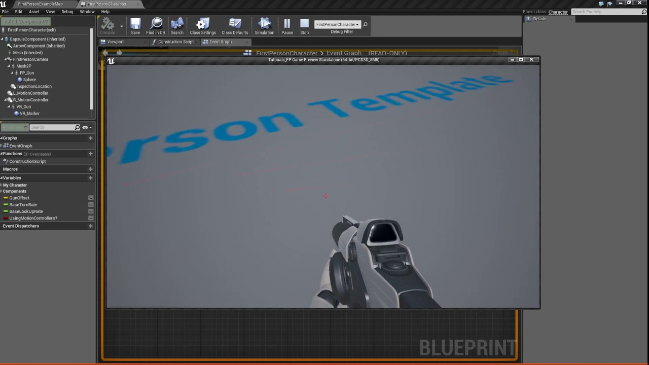 Unreal engine 4 item inspection part 1 youtube unreal engine 4 item inspection part 1 malvernweather Gallery