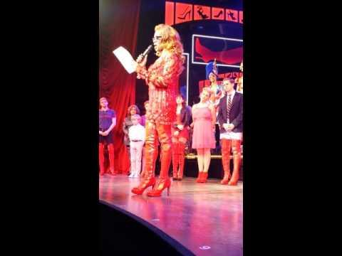 Billy Porter's Final Kinky Boots Speech