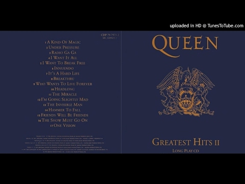 Queen -  A Kind Of Magic mp3