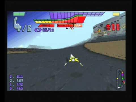Sega Saturn A Z Hi Octane Gameplay Youtube