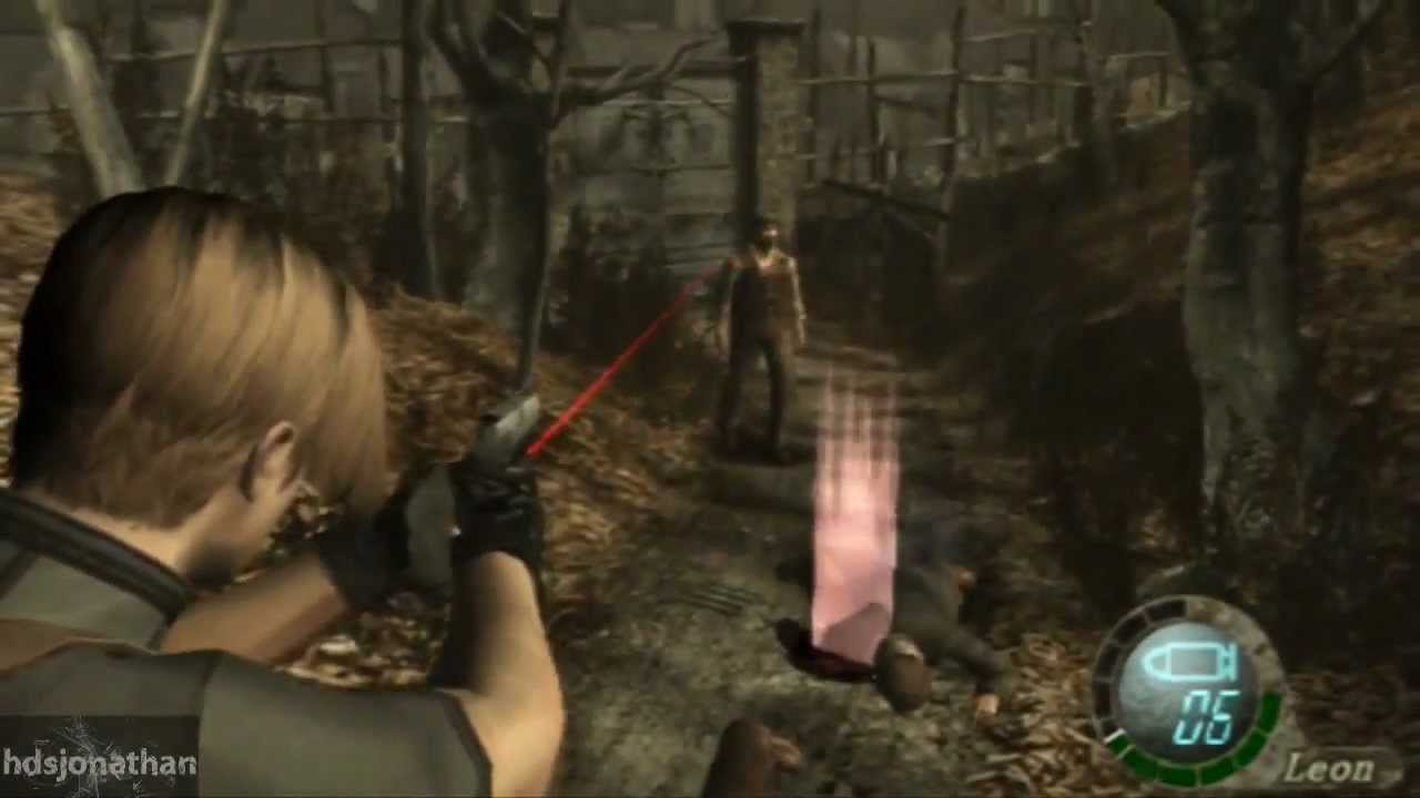 Resident evil 4 pc requirements