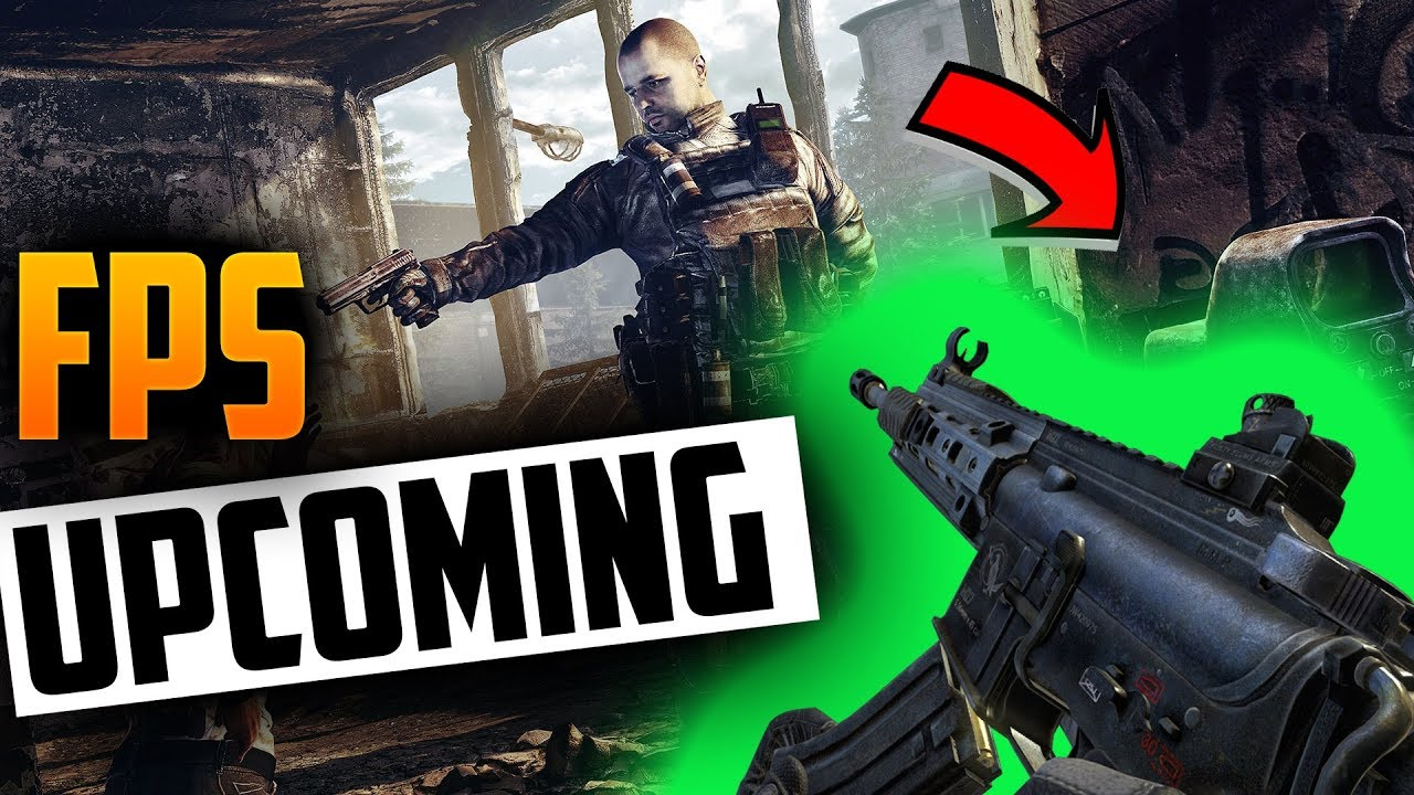 Top 15 Upcoming Fps Games Of 2018 2019 Pc Ps4 Xbox