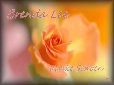Brenda Lee - Danke Schoen