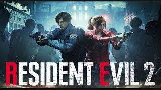 كيم بلاي ريزيدينت ايفيل 2 على بلي ستيشن 4 برو GAME PLAY Resident Evil 2 PS4 PRO