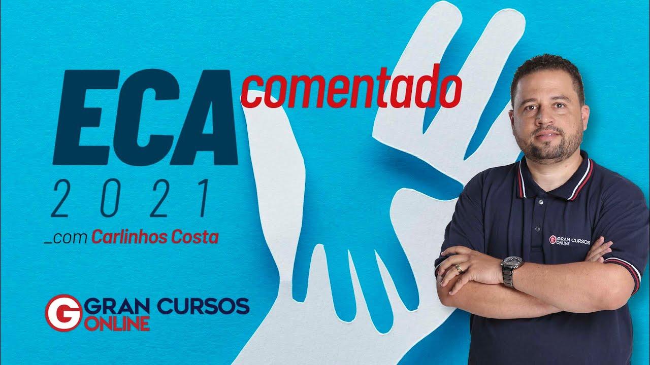 Download ECA comentado 2021: Prof. Carlinhos Costa
