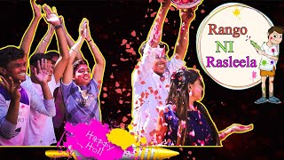 Rangoni Rasleela || Types Of People In Holi - Kaminey Frendzz