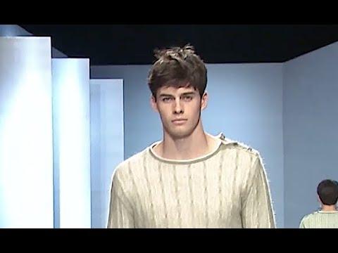 ERMANNO SCERVINO Spring Summer 2013 Menswear Milan - Fashion Channel