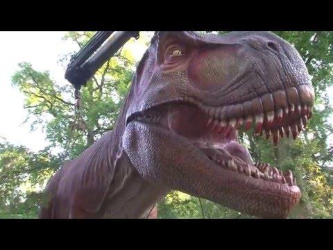 Jurassic Help, des dinosaures dans le transports !