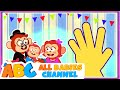 Finger Family | Finger Family Rhymes | Nursery Rhymes | Kids Songs