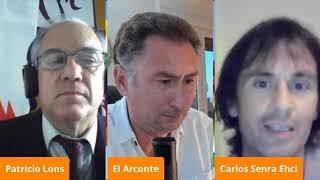 Frenar la disolución de España y Argentina con el encierro. Patricio Lons, el Arconte y Carlos Senra