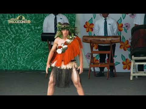 Polyfest 2018 - Cook Islands Stage:  Tangaroa College FULL Performance