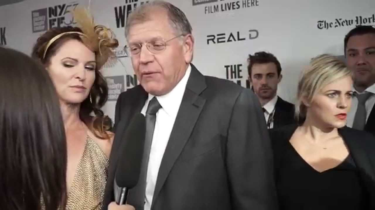 Robert Zemeckis | 'The Walk' Red Carpet | NYFF53