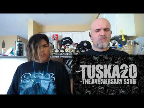 Tuska20 – The Anniversary Song REACTION!!!