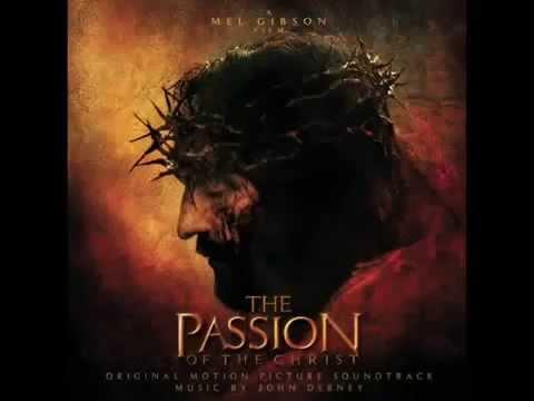 Fundo músical Crucifixion: A Paixão de Cristo
