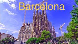 Barcelona - Spain 4K