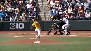 Iowa at Minnesota - Baseball Highlights