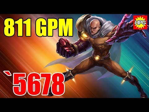 HoN Gauntlet Knockout Gameplay - `5678 - Legendary - Casual Mode