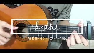 Download LATHI~WEIRD GENIUS FT. SARA FAJIRA (SIMPLE COVER)
