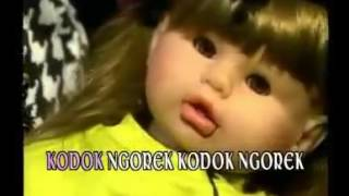 Lagu Anak Anak Kodok Ngorek