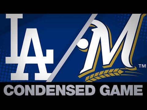 Condensed Game: LAD@MIL - 4/19/19