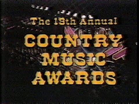 1985 Country Music Awards CMAs  Complete Show with Original Commercials