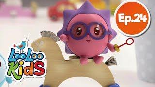 BabyRiki EP 24: The Horsie - Cartoons for Children | LooLoo Kids