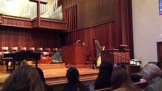 Central California Baroque Festival--Toccata from Bach