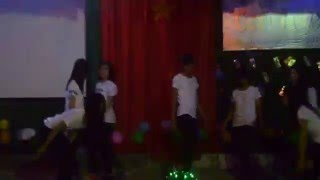 Mở màn Get Together 2016 Waiting for love Bao Phuong Phap cuu HS