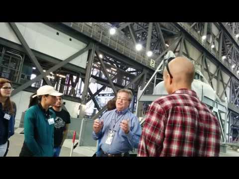 NASA VAB with Tim Potter.