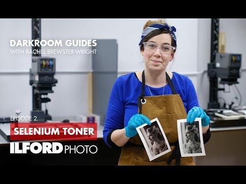Selenium Toning - ILFORD Photo Darkroom Guides -  Episode 2