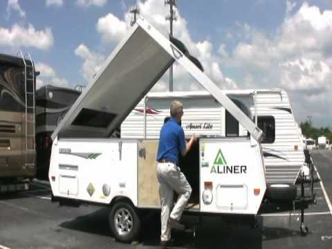 Columbia Northwest 2013 Aliner Expedition Folding Camper