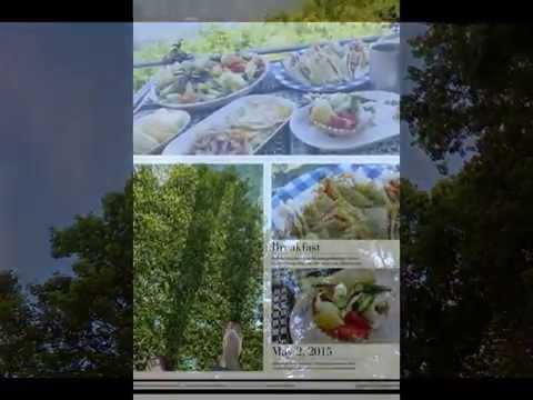 野人阿糖家族泰安目上景營地第58露 - YouTube