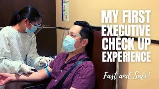 Download lagu MY FIRST EXECUTIVE CHECK UP EXPERIENCE AT CHONG HUA HOSPITAL IN A NEW NORMAL | SAFE AND FAST