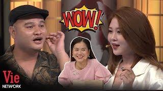 Lâm Vỹ Dạ ngạc nhiên trước màn khoe giọng hát live của Ribi Sachi và Vinh Râu FAPTV l A ĐÚNG RỒI