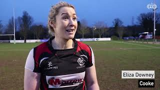 Irish Rugby TV: Cooke Look Back on Women's All-Ireland League 2018/2019.