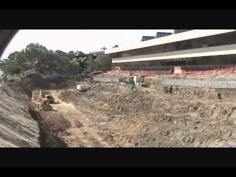 AMG Demolition - Lot 12 Mass Excavation for DPR Construction - 2007 (Clip 5)